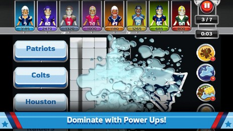 NFL RUSH GameDay Heroes | Android