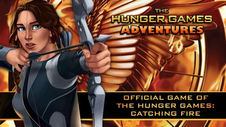 Скриншот The Hunger Games Adventures