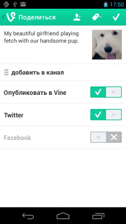 Vine | Android