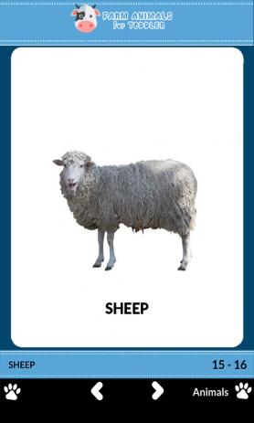 Животные на ферме для малышей | Android