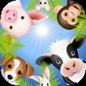 «Животные на ферме для малышей» на Андроид