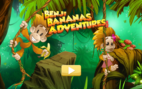 Скриншот Benji Bananas Adventures