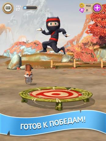 Clumsy Ninja | Android