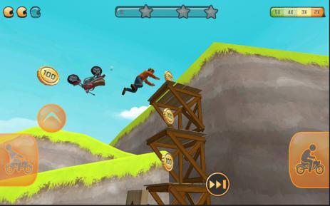 Скриншот Fail Hard