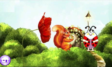 Скриншот Для детей: сказка про Борю