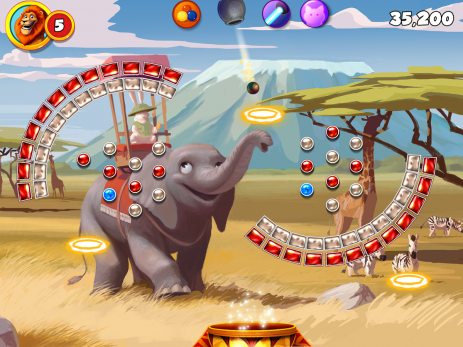 Скриншот Wonderball Heroes