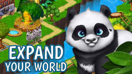 Animal Voyage:Island Adventure | Android