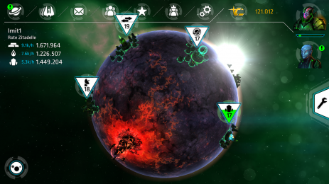 Galaxy on Fire™ - Alliances | Android