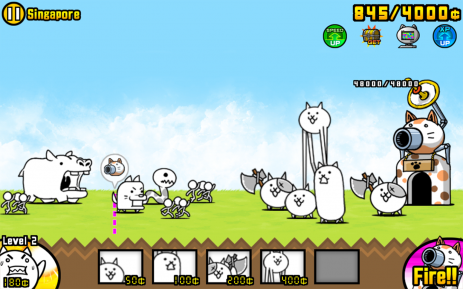 The Battle Cats | Android