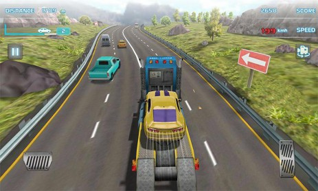 Turbo Racing 3d | Android