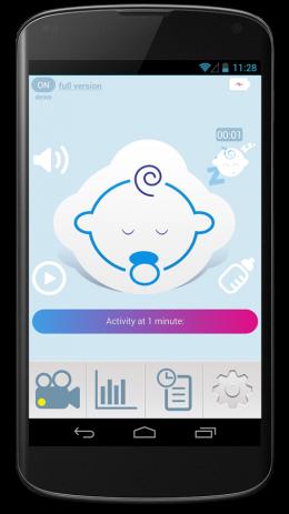 Видеоняня - HipBaby | Android