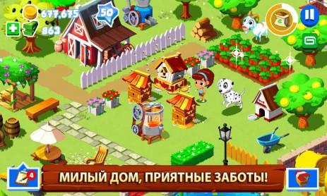Зеленая ферма 3 | Android