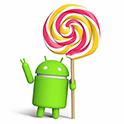 Иконка Android 5.1