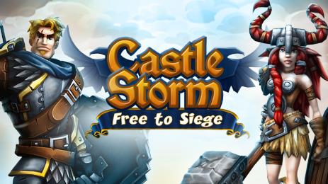 CastleStorm - Free to Siege - thumbnail