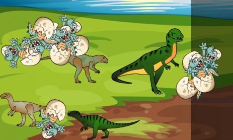 Динозавры игры для детей | Android