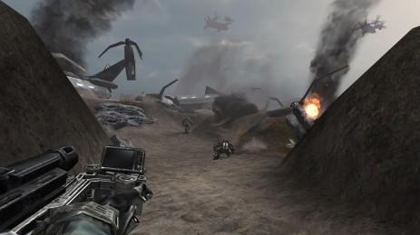 Скриншот Edge of Tomorrow Game