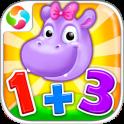 «Математика и цифры для детей» на Андроид