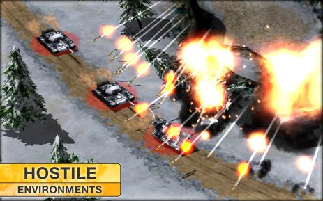 Скриншот Modern Command