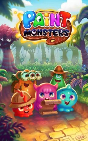 Скриншот Paint Monsters