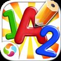 «Прописи для детей: пишем буквы» на Андроид