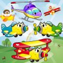 «Самолеты. Игры для детей» на Андроид