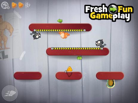 Скриншот TripTrap