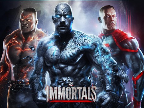 WWE Immortals - thumbnail