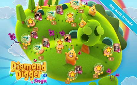 Diamond Digger Saga | Android