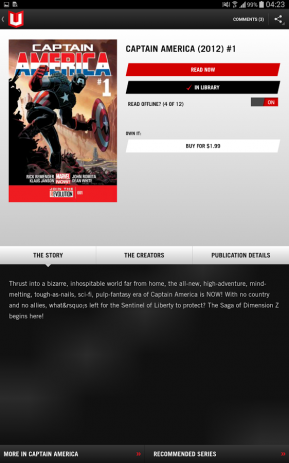 Marvel Unlimited | Android