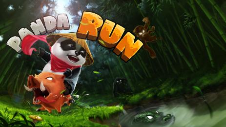 Panda Run ver. 1.0.1 - thumbnail