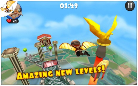 Скриншот Running Fred
