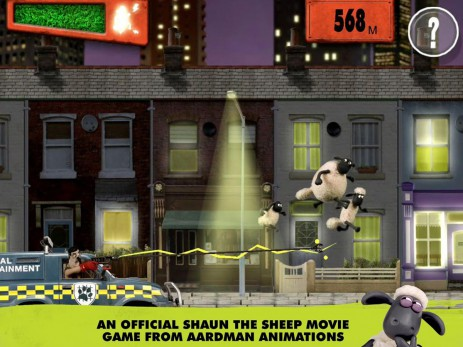Скриншот Shaun the Sheep — Shear Speed