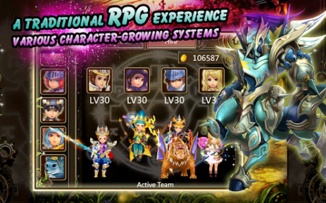 Legend of Roland: Action RPG | Android