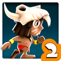 «Manuganu 2 — приключения пещерного мальчика» на Андроид