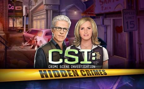 Poster CSI: Hidden Crimes