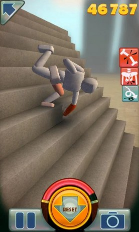 Poster Stair Dismount