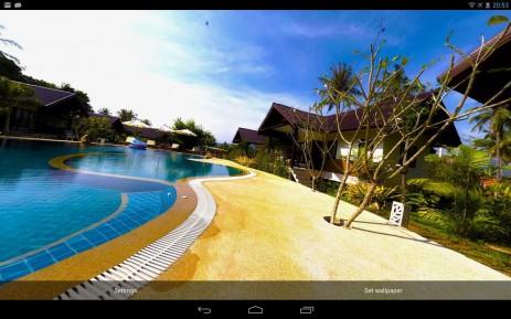 Фотосфера HD - живые обои - thumbnail