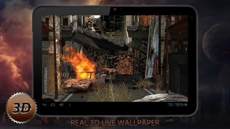 Апокалипсис - живые обои - thumbnail