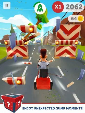 Скриншот Run Forrest Run ® Endless Game