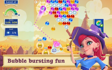 Bubble Witch 2 Saga | Android