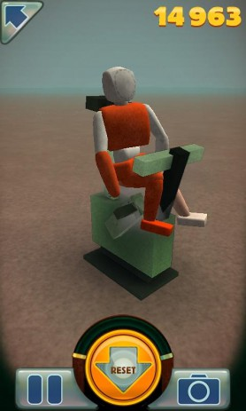 Stair Dismount | Android