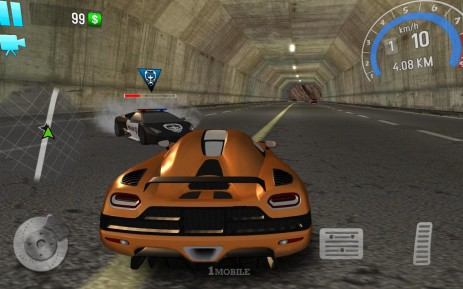 Racer UNDERGROUND | Android