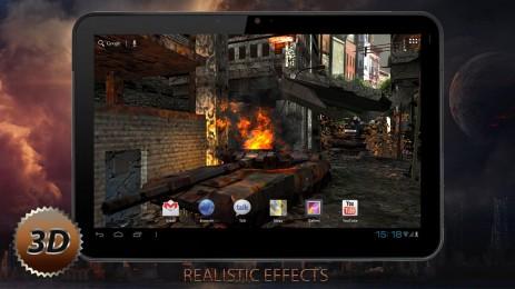 Апокалипсис - живые обои | Android