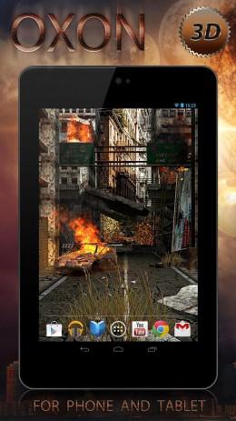 Скриншот Апокалипсис: Живые Обои 3D
