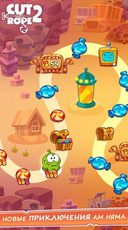 Cut the Rope 2 | Android