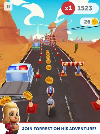 Run Forrest Run | Android