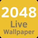 «2048 -живые обои» на Андроид