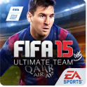 «FIFA 15 Ultimate Team» на Андроид