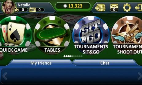 Скриншот Best Poker
