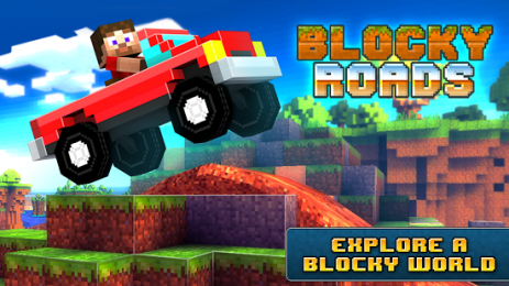 Blocky Roads | Android